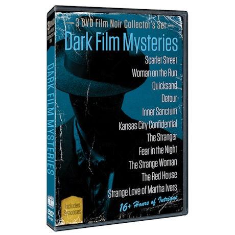 Dark Film Mysteries I DVD