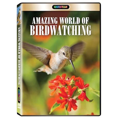 Amazing World of Birdwatching DVD