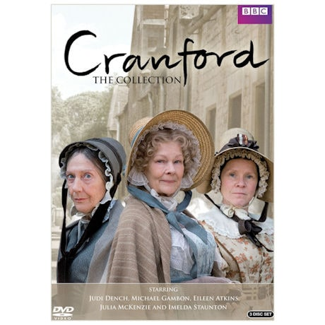 Cranford: The Collection DVD