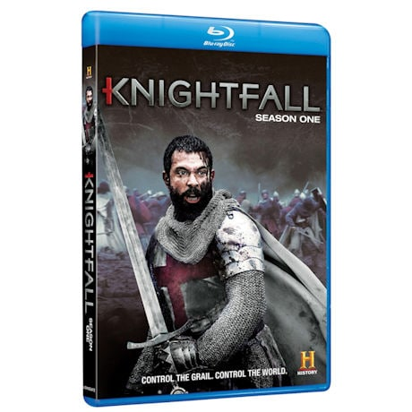 Knightfall: Season 1 DVD & Blu-ray