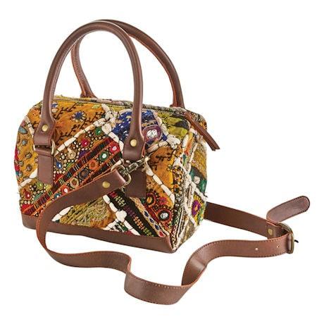 Banjara Mirror Work Handbag