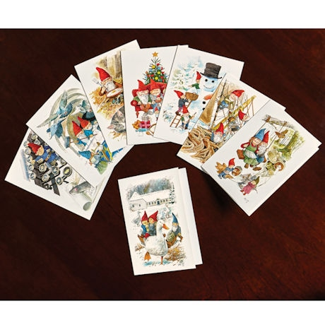 Nisser Holiday Note Cards