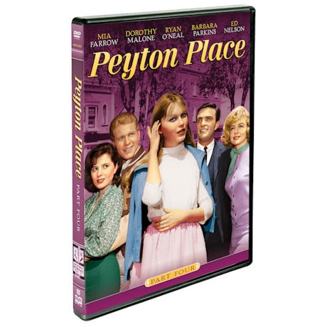 Peyton Place: Season 1, Part 4 DVD