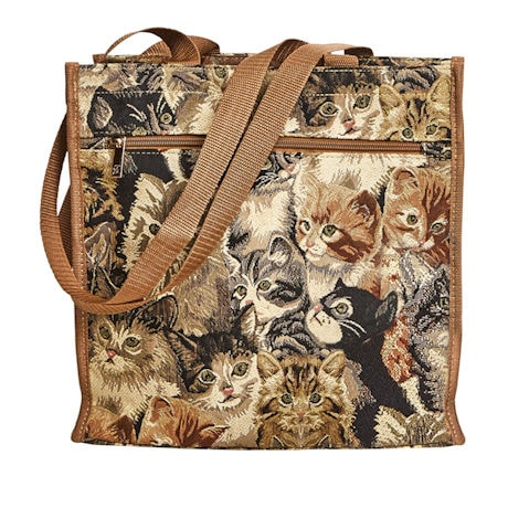 Cats Tapestry Tote