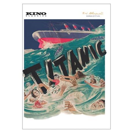 Titanic: The 1943 German Epic DVD & Blu-ray