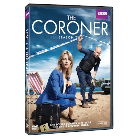 The Coroner: Season 2 DVD