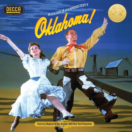 Oklahoma! Original Cast Album 75th Anniversary Audio CD