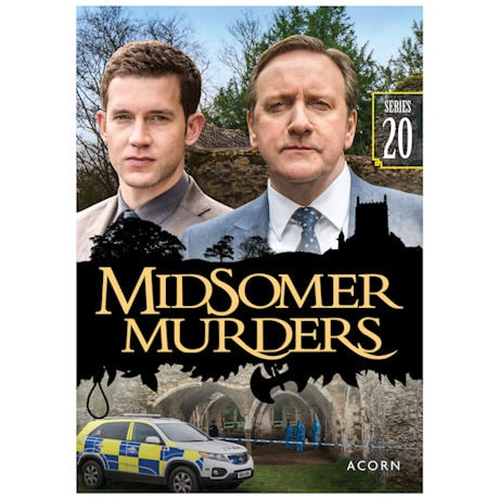 Midsomer Murders, Series 20 DVD & Blu-ray