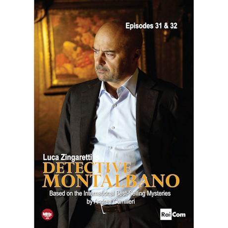 Detective Montalbano: Episodes 31 & 32 DVD