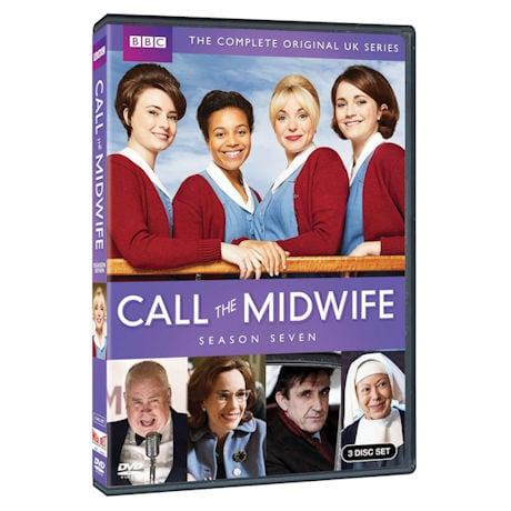 Call the Midwife: Season Seven DVD