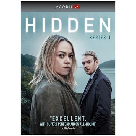 PRE-ORDER Hidden: Series 1 DVD