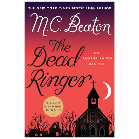 The Dead Ringer, Signed First Edition Hardcover