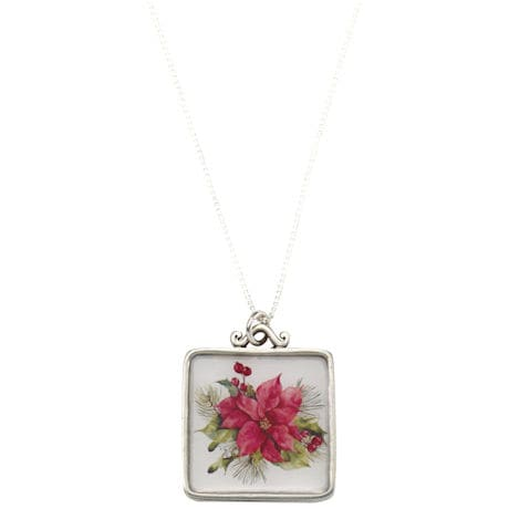 Flowers-of-the-Month Necklace