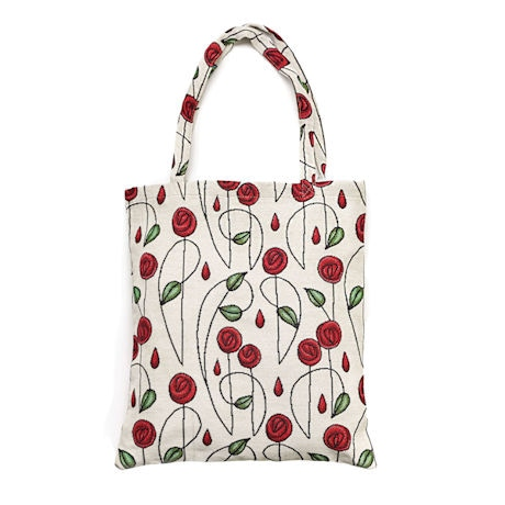 Mackintosh Rose Tapestry Tote