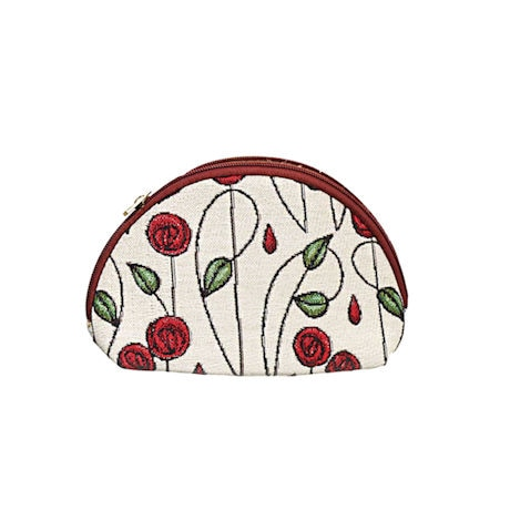 Mackintosh Rose Tapestry Cosmetic Bag