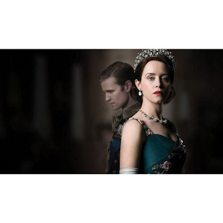 The Crown Season 2 DVD & Blu-ray