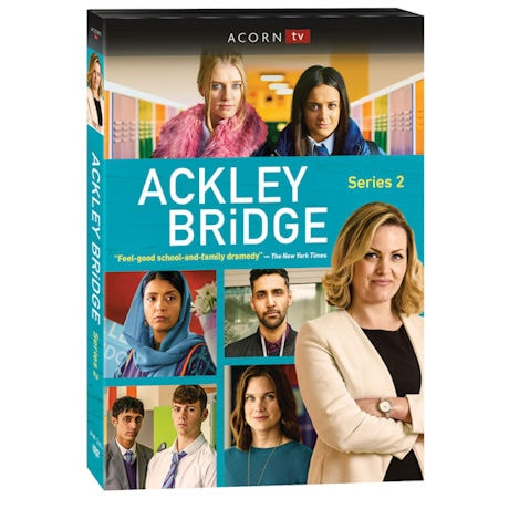 Ackley Bridge: Series 2 DVD