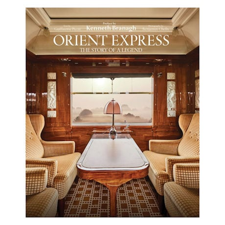 Orient Express: The Story of a Legend Hardcover