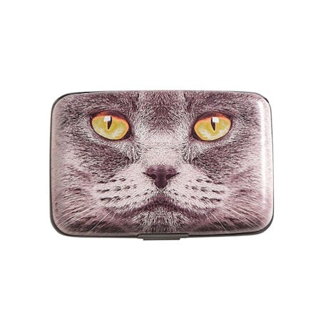 Cat Case Wallets