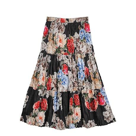 Reversible Broomstick Skirt