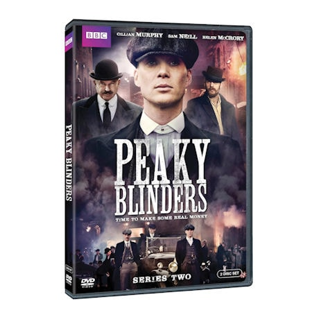 Peaky Blinders Season 2 DVD