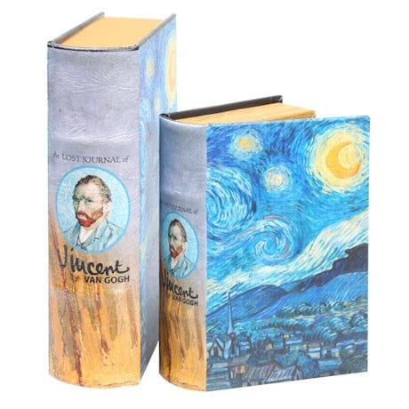 Fine Art Book Boxes