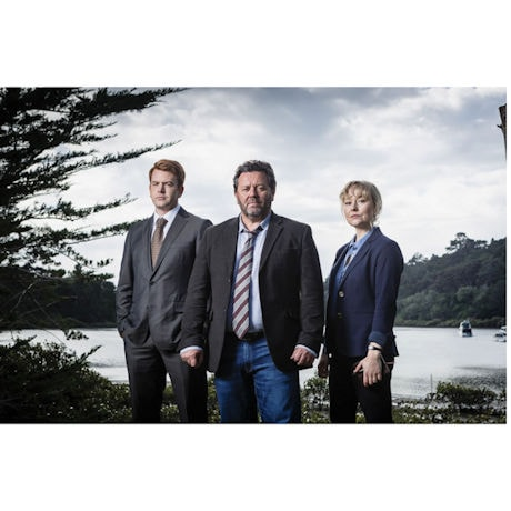 Brokenwood Mysteries Series 5 DVD/Blu-ray