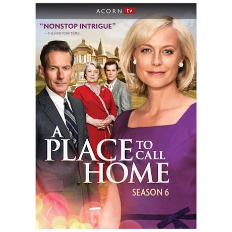 PRE-ORDER A Place to Call Home: Season 6