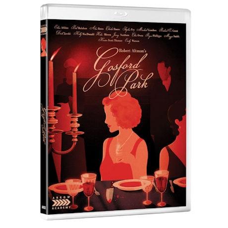 Gosford Park Blu-Ray