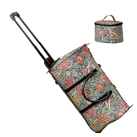 William Morris Tapestry Beauty Case