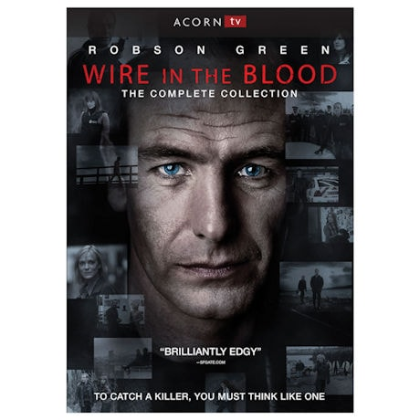 PRE-ORDER Wire in the Blood: The Complete Collection DVD