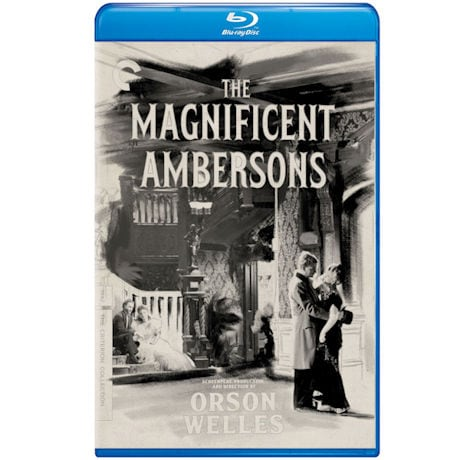 The Criterion Collection: The Magnificent Ambersons DVD/Blu-ray