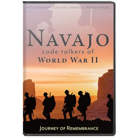 Navajo Code Talkers of World War II DVD