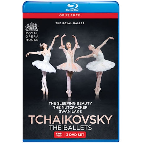 Tchaikovsky: The Ballets DVD/Blu-ray