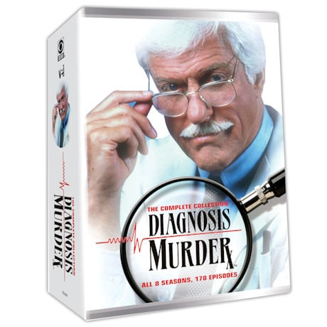 Diagnosis Murder: The Complete Collection DVD Set