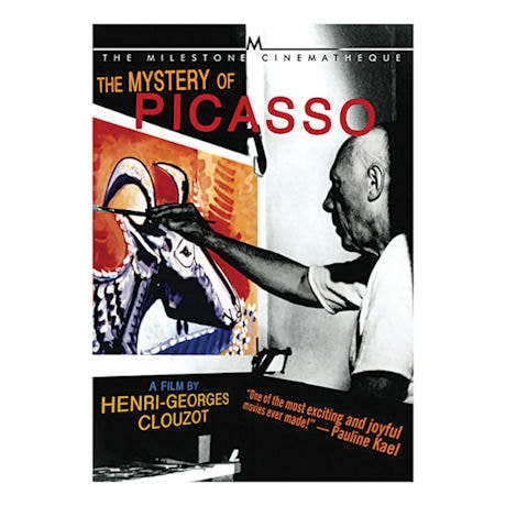 The Mystery of Picasso DVD