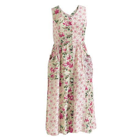 April Cornell Summer Roses Dress