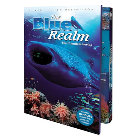 The Blue Realm: The Complete Series DVD