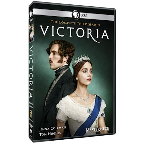 Victoria Season 3 DVD/Blu-ray