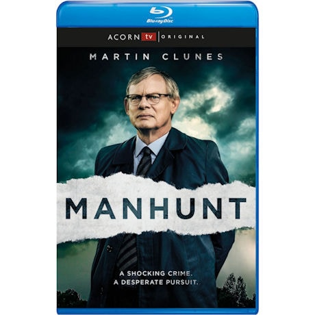 Manhunt DVD & Blu-ray