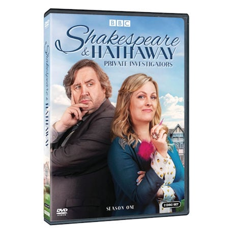 Shakespeare and Hathaway Season One DVD