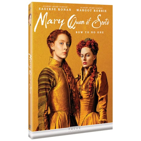 Mary Queen of Scots DVD & Blu-ray