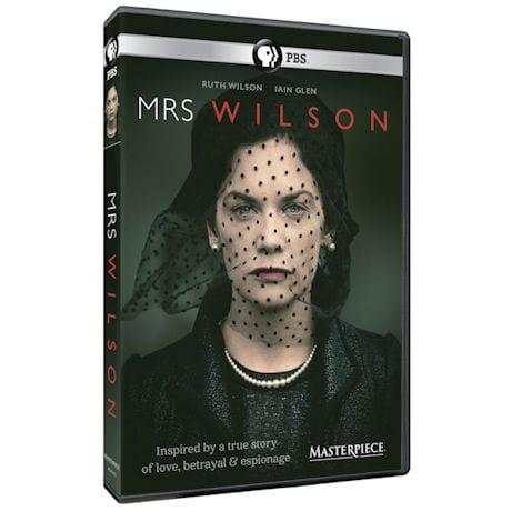 Masterpiece: Mrs Wilson DVD