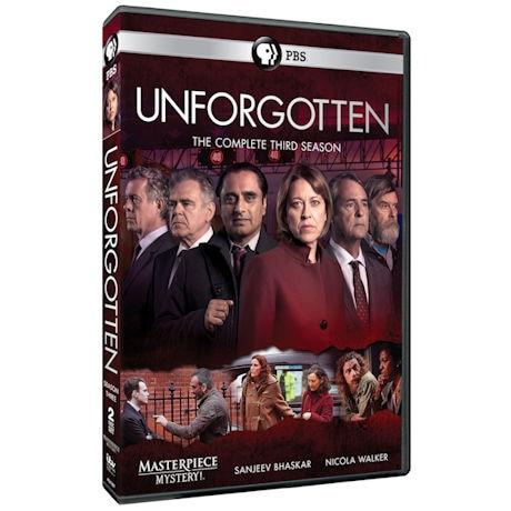 Unforgotten, Season 3 DVD