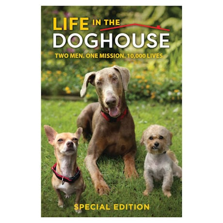 Life in the Doghouse DVD & Blu-ray
