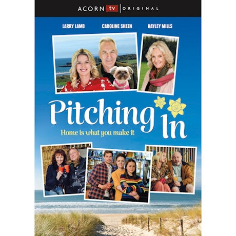 PRE-ORDER Pitching In DVD