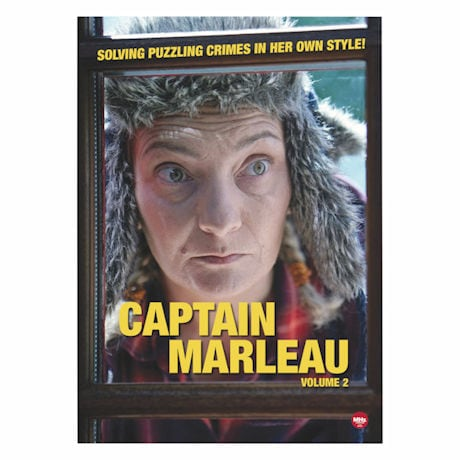 Captain Marleau Volumes 1 & 2 DVD