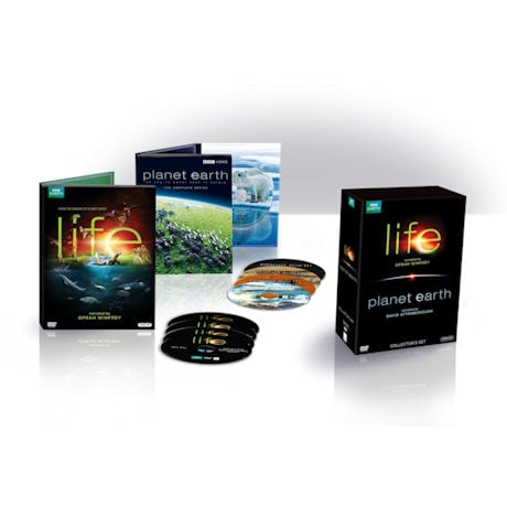 Life/Planet Earth Collection DVD