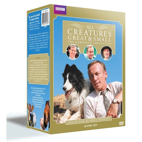 All Creatures Great & Small: The Complete Collection DVD