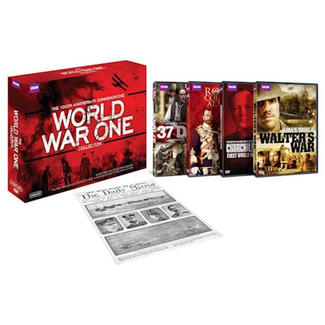 World War One DVD Collection